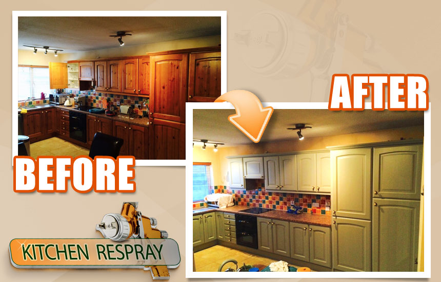 A Guide to Executing a Kitchen Respray Project