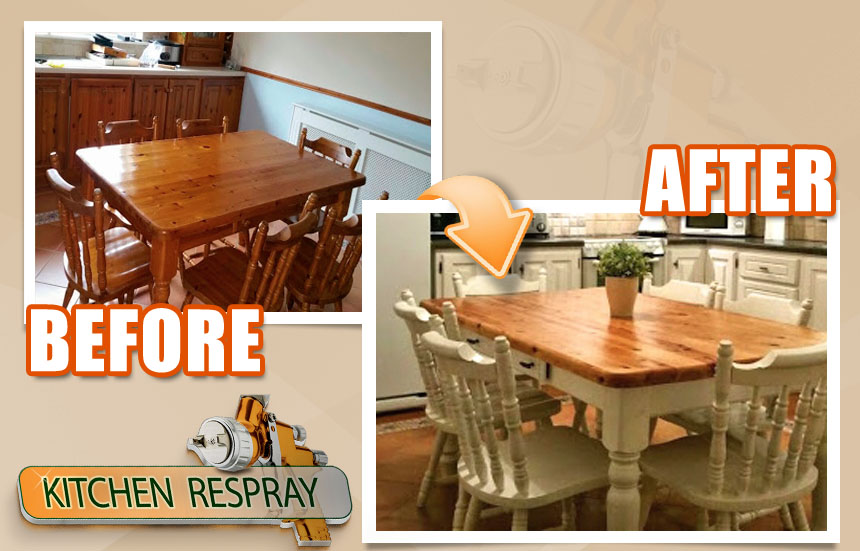 Choosing the Right Furniture Respray