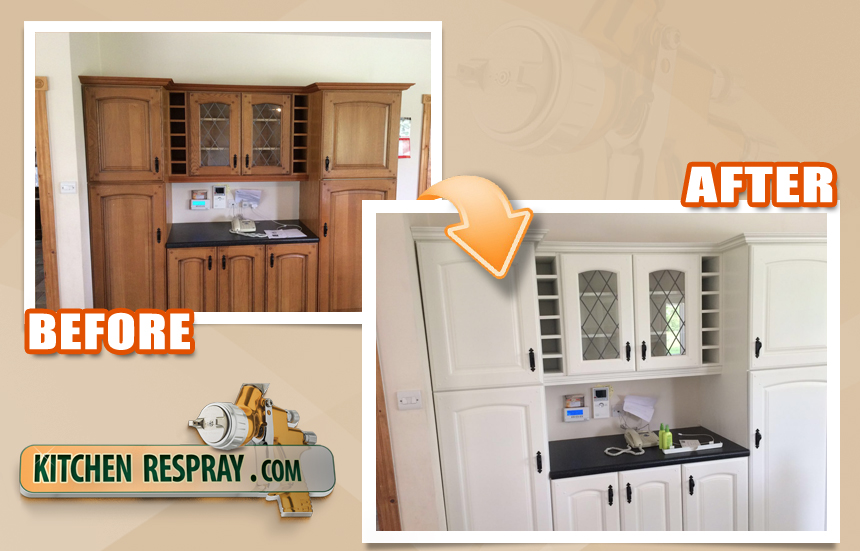 Choosing Colours for Your Kitchen Respray
