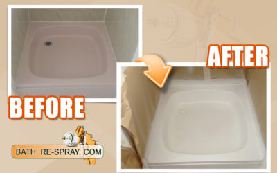 Shower Trays ReSpray